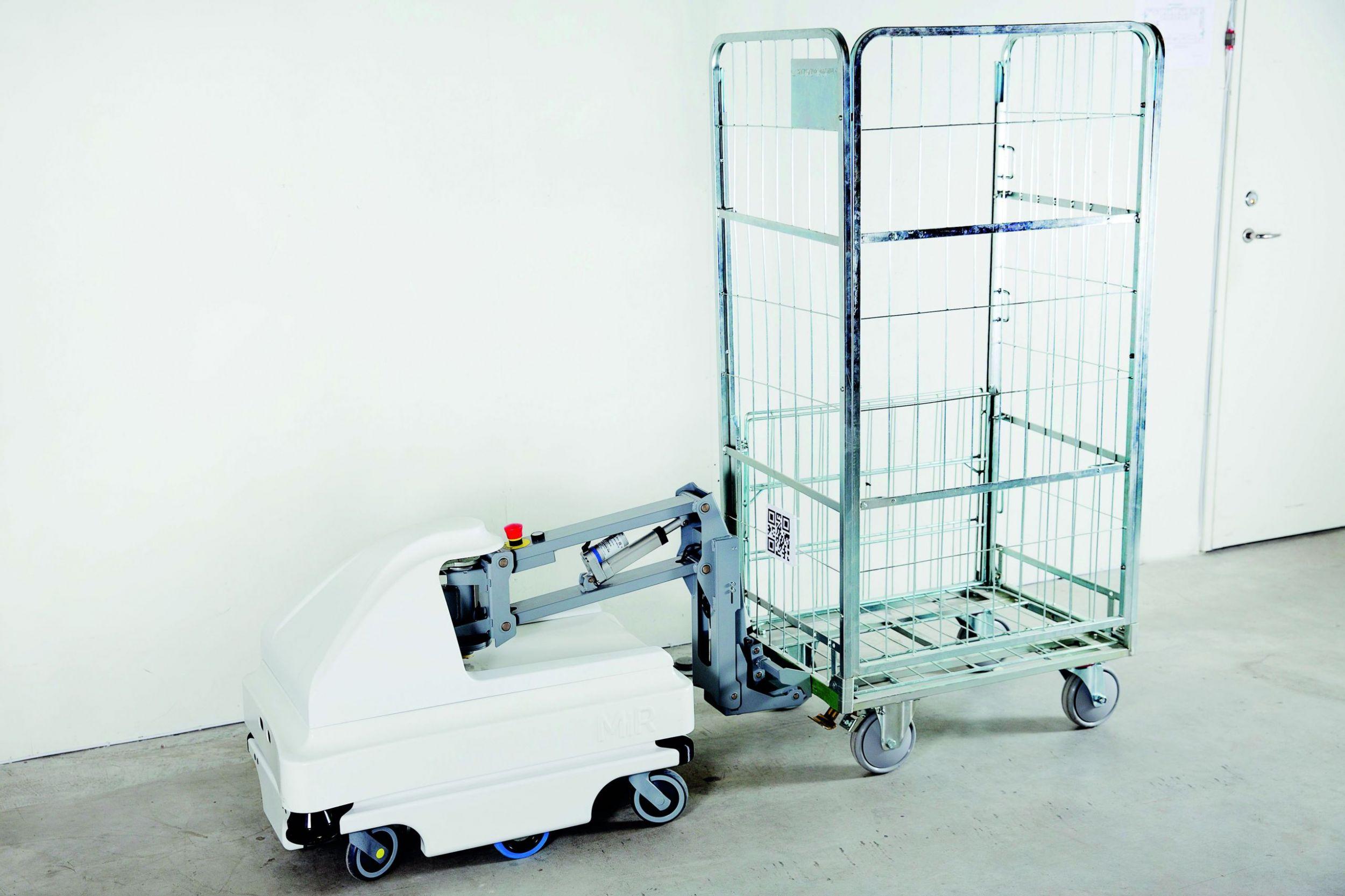 Multifunktionsfähiges Transport- und Ziehsystem