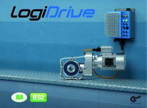 LogiDrive von Nord regelt Förderanwendungen und erleichtert mit drei Standardausführungen das Variantenmanagement. (Bild: Getriebebau Nord GmbH & Co. KG)