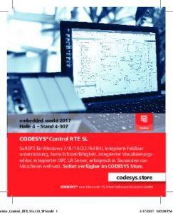 (Bild: 3S-Smart Software Solutions GmbH)