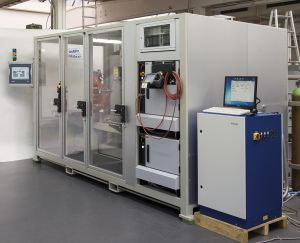 Sondermaschinen mit Standardautomatisierung