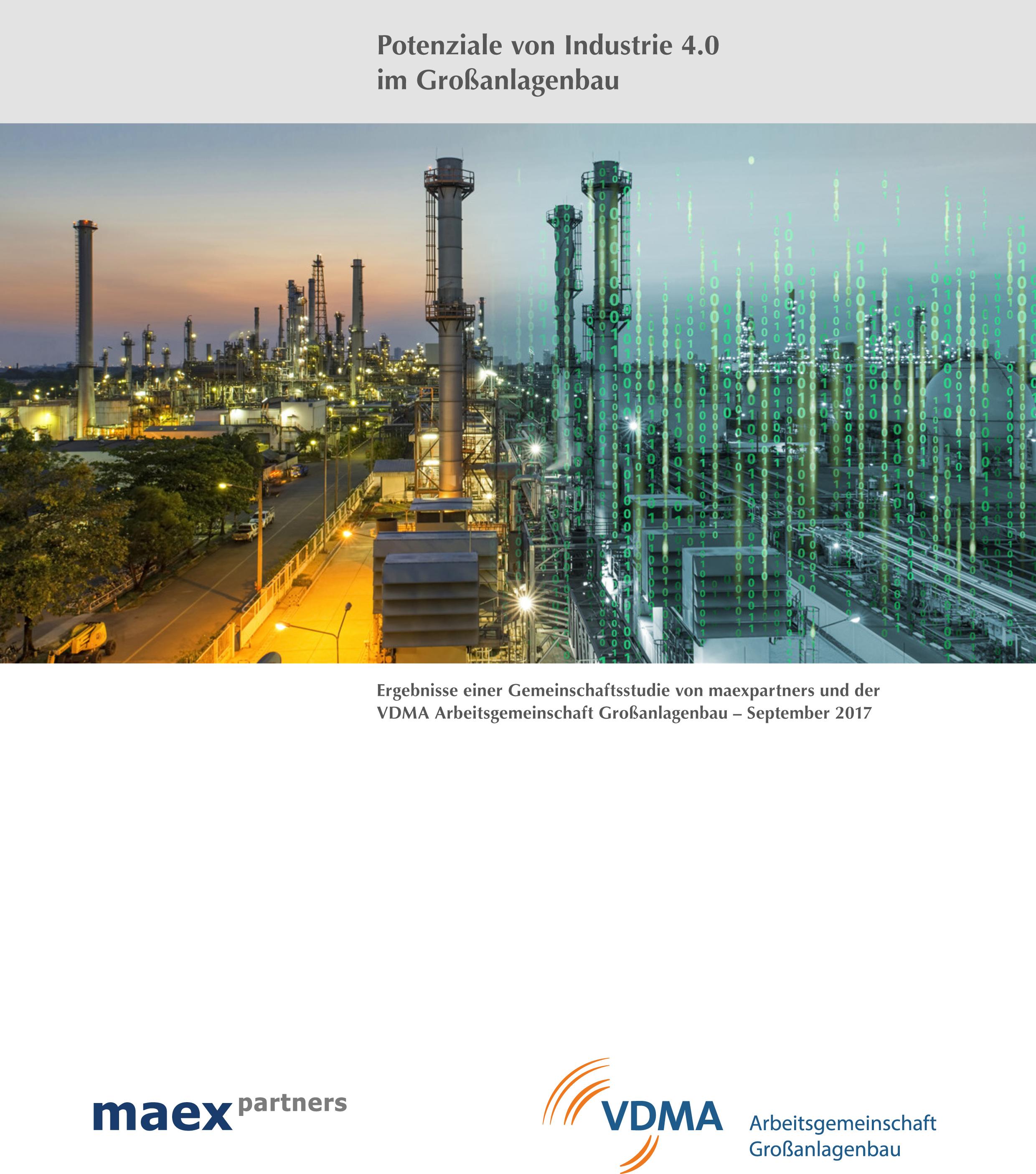 Großanlagenbau nutzt Potenziale von Industrie 4.0