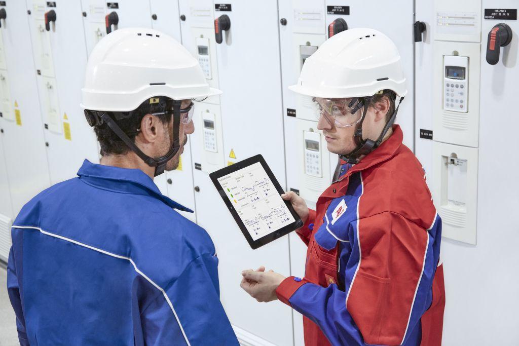 Der neue Remote Condition Monitoring Service f?r ABB-Frequenzumrichter erleichtert die Instandhaltungssplanung und verbessert das Risikomanagement. (Bild: ABB Automation Products GmbH)