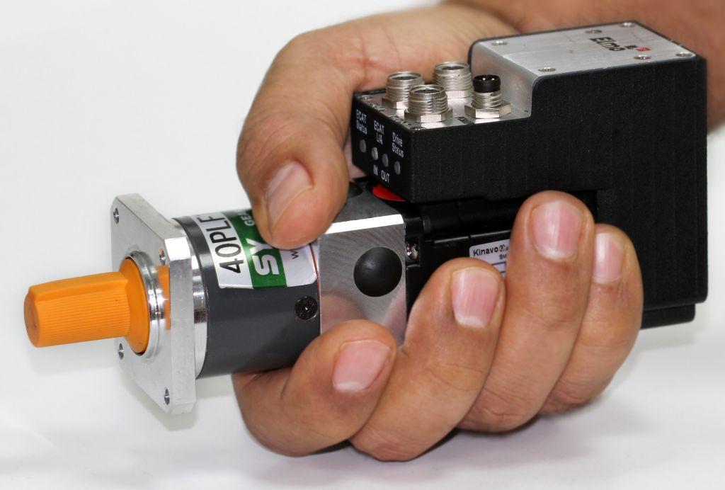 Integriertes system f r hohen durchsatz der maschinenbau Elmo motor controller