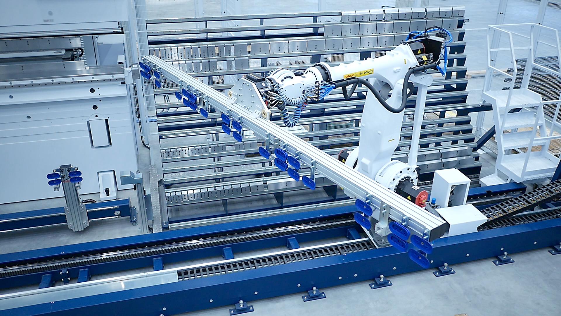 Smarte Prozesse von Produktion bis Service