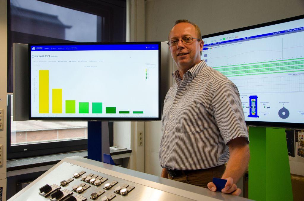 Achenbach will zukünftig noch mehr mit den Daten machen: künstliche Intelligenz lautet das Stichwort. (Bild: Achenbach Buschhütten GmbH & Co. KG)