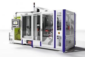 Automatisierungstechnik für die Motormontage