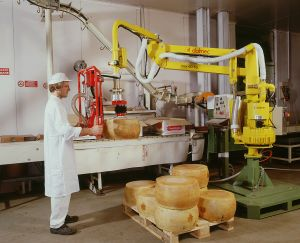 Getränke- und Lebensmittelindustrie