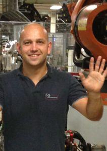 Stefan Glanz, Geschäftsführer von SG Engineering (Bild: ASCon System GmbH)