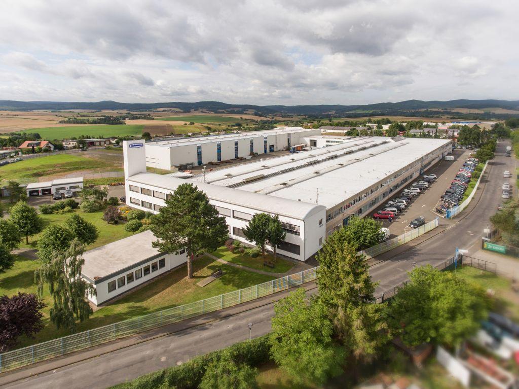 Bei der Präwema Antriebstechnik GmbH im hessischen Eschwege sind rund 280 Mitarbeiter beschäftigt. (Bild: Präwema Antriebstechnik)