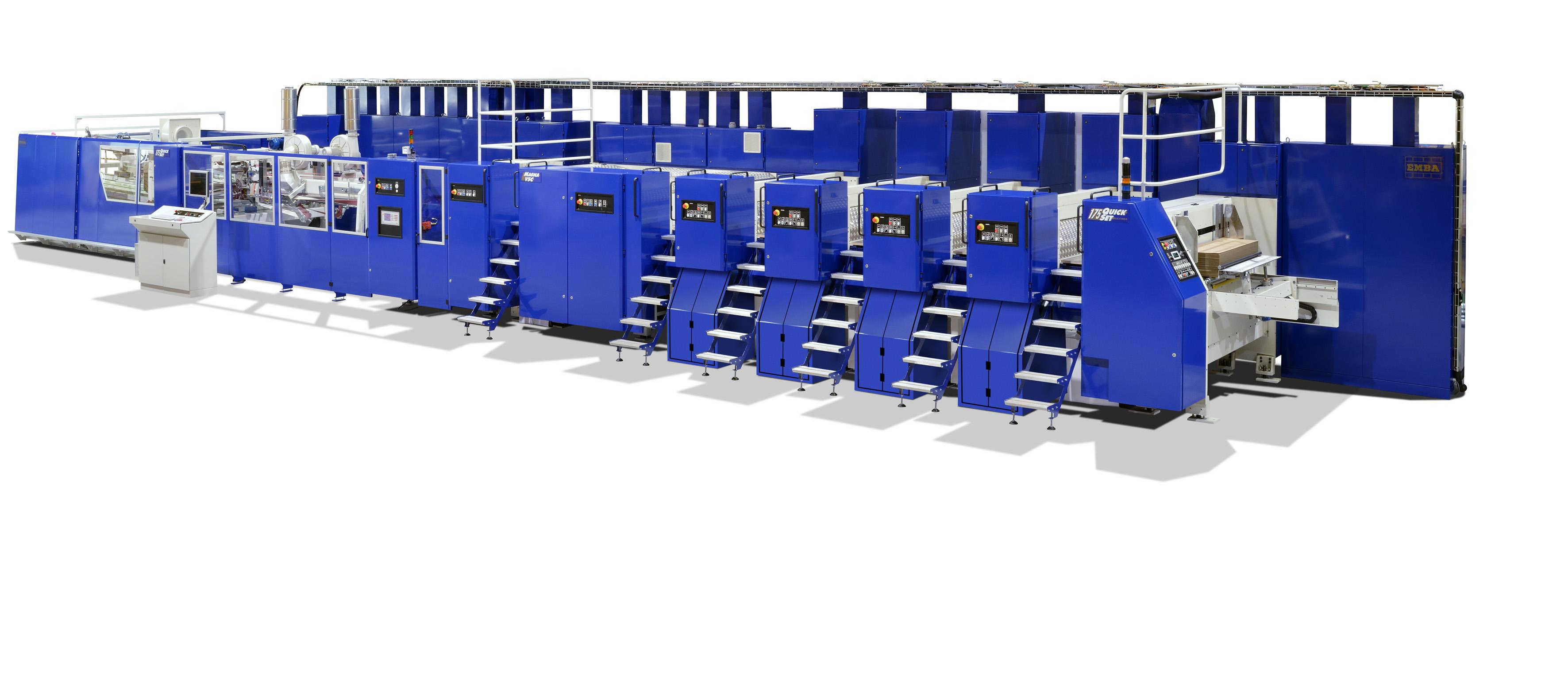 ECAD-Unterstützung für komplexe Maschinen