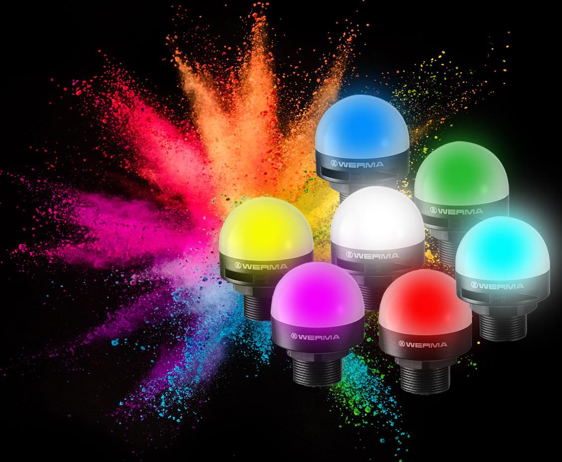 LED-Einbau-Leuchte für geringen Bauraum