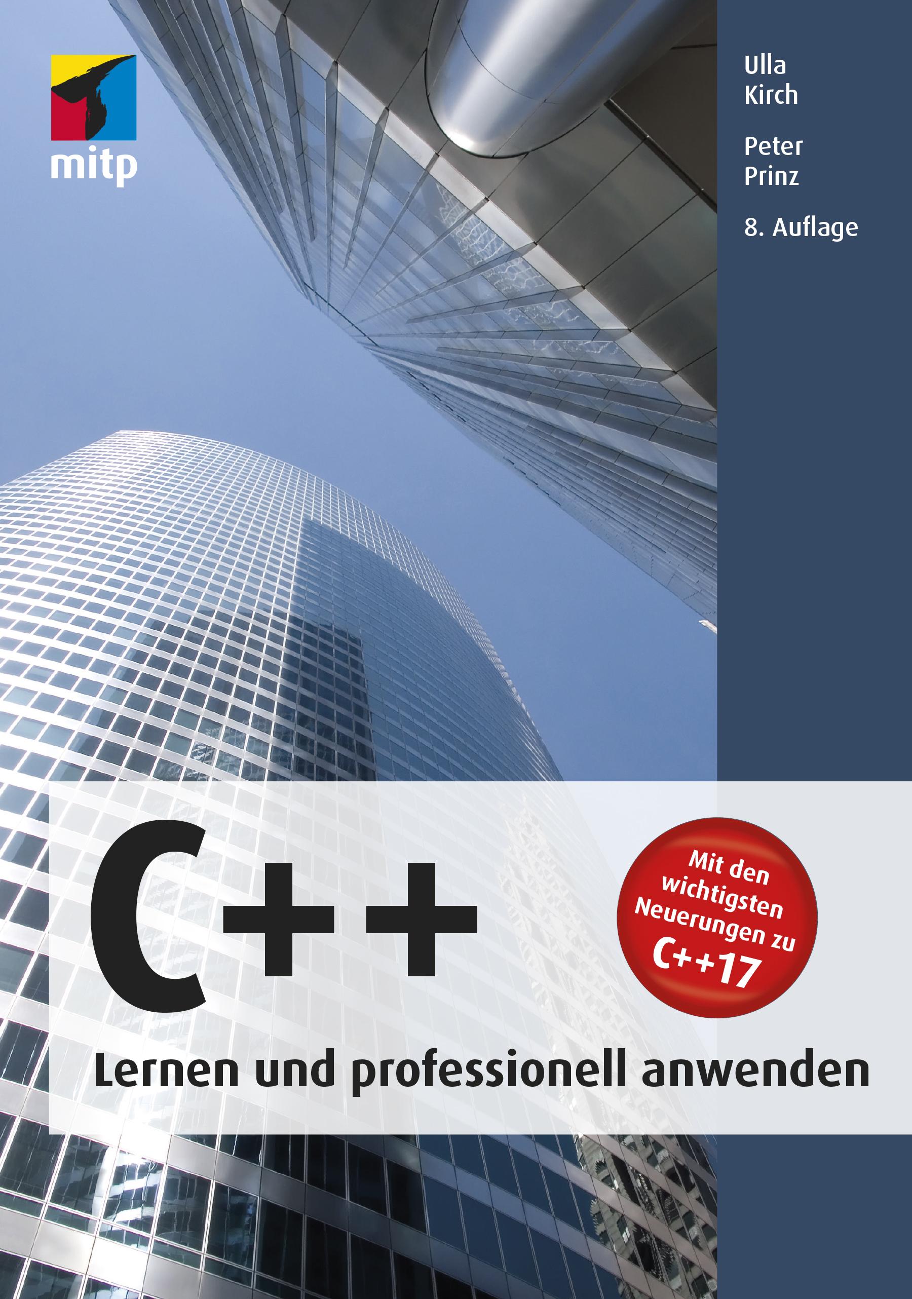 C++ – Lernen und professionell anwenden