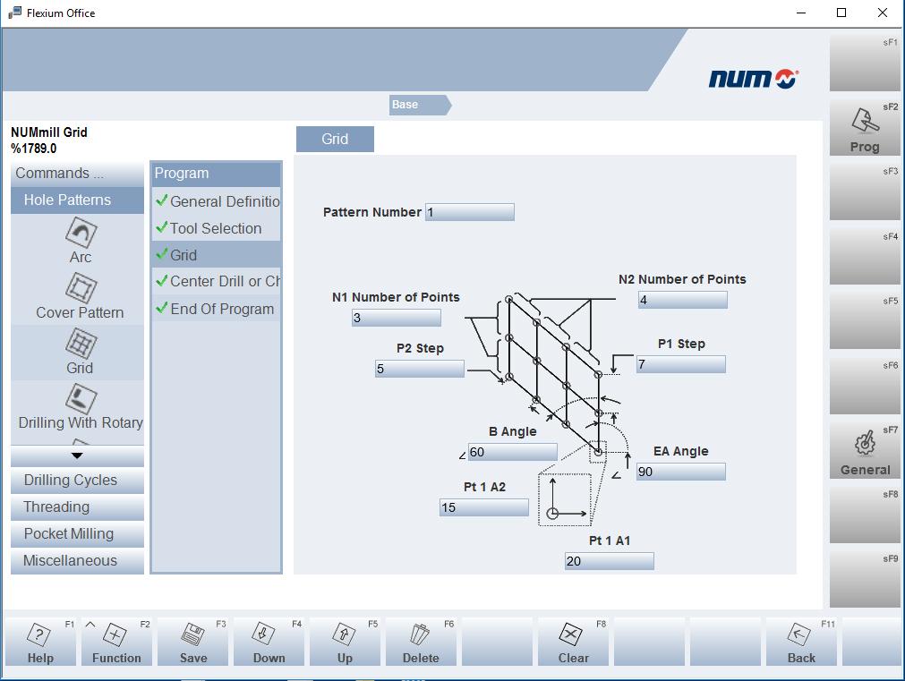Software-Framework für Offline-Generierung bei CNC-Werkzeugmaschinen