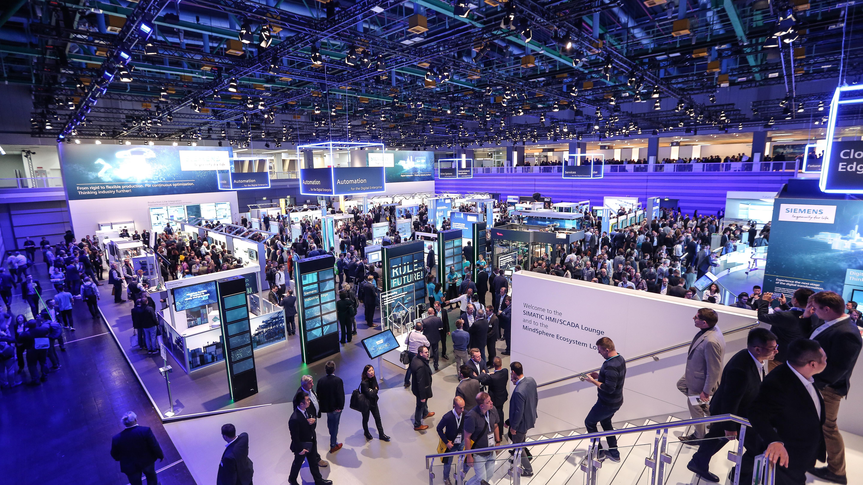 Jubiläumsausgabe der SPS zeigt digitale Produktion der Zukunft
