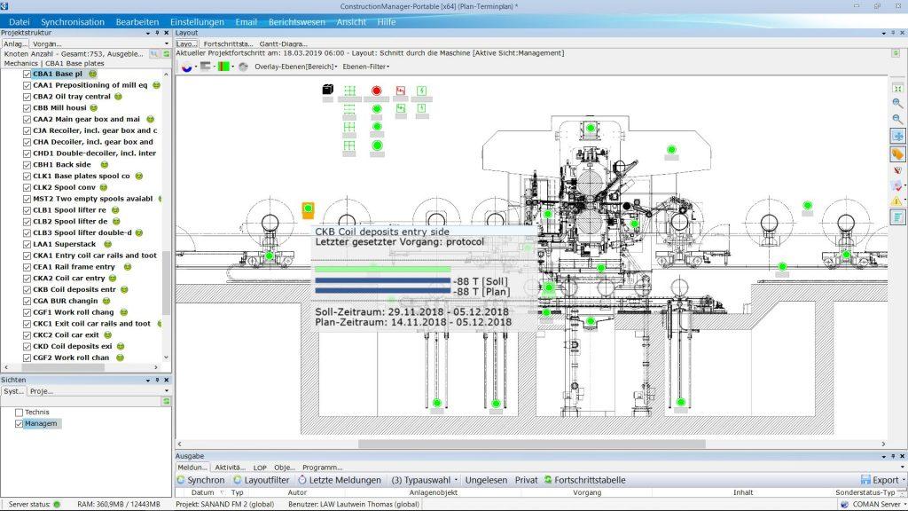 65 Angestellte von Achenbach Buschhüten arbeiten mit der Prozessmanagement-Software Coman.