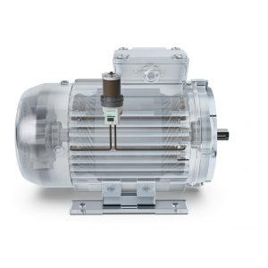 Schaeffler hat, passend zu seinem automatischen Schmierstoffgeber CONCEPT2, der bis zu zwei Schmierstellen autark mit Schmierstoff versorgen kann, ein sogenanntes E-Kit, speziell für Elektromotoren, entwickelt. Damit können Betreiber E-Motoren kostengünstig mit dem CONCEPT2 nachrüsten. (Bild: Schaeffler Technologies AG & Co. KG)