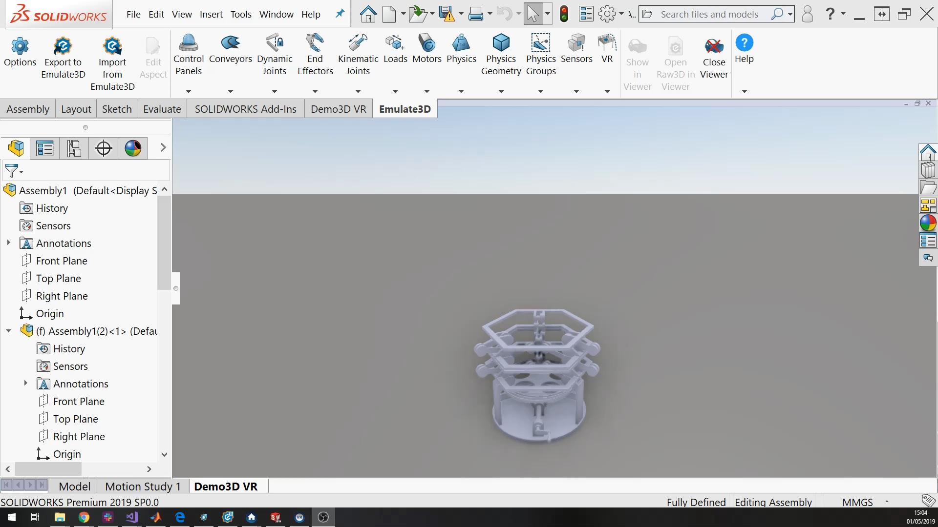 CAD und Simulation wachsen enger zusammen