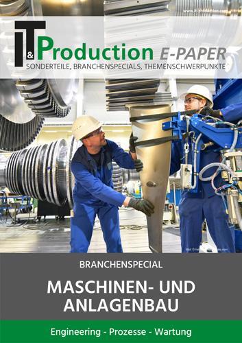 E-Paper: Branchenspecial Maschinenbau