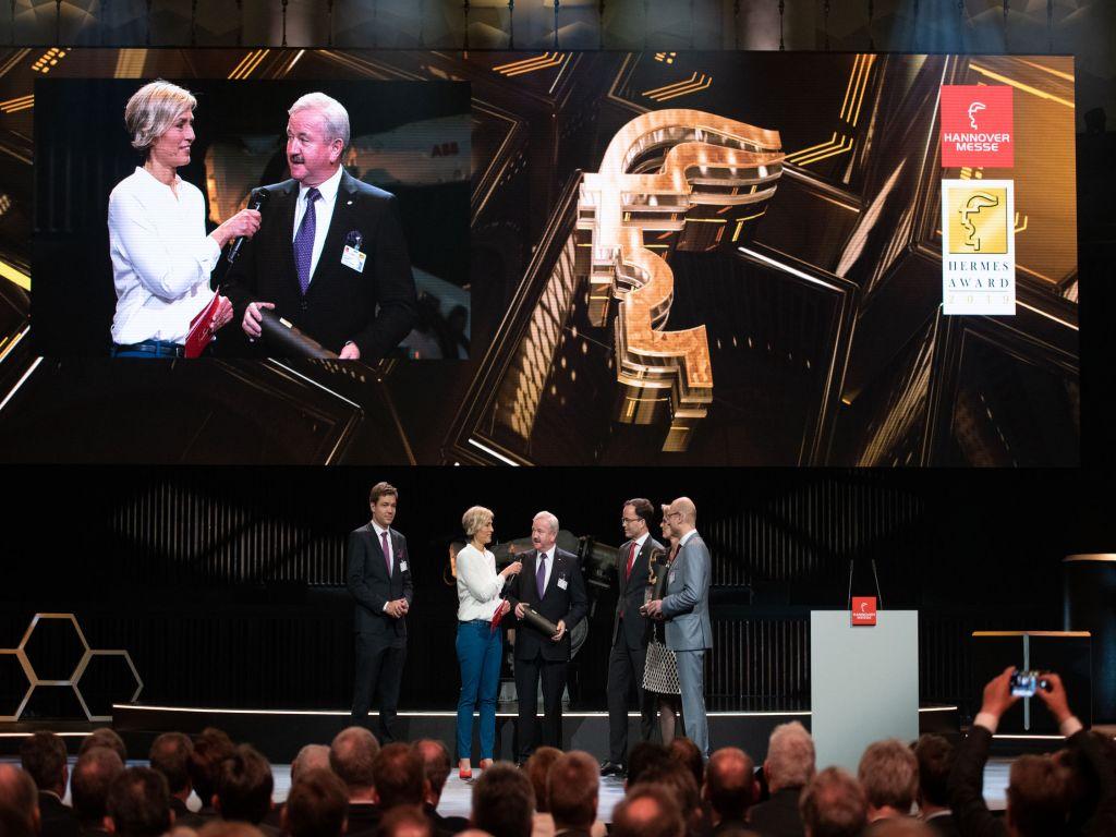 Deutsche Messe schreibt Hermes Award 2020 aus