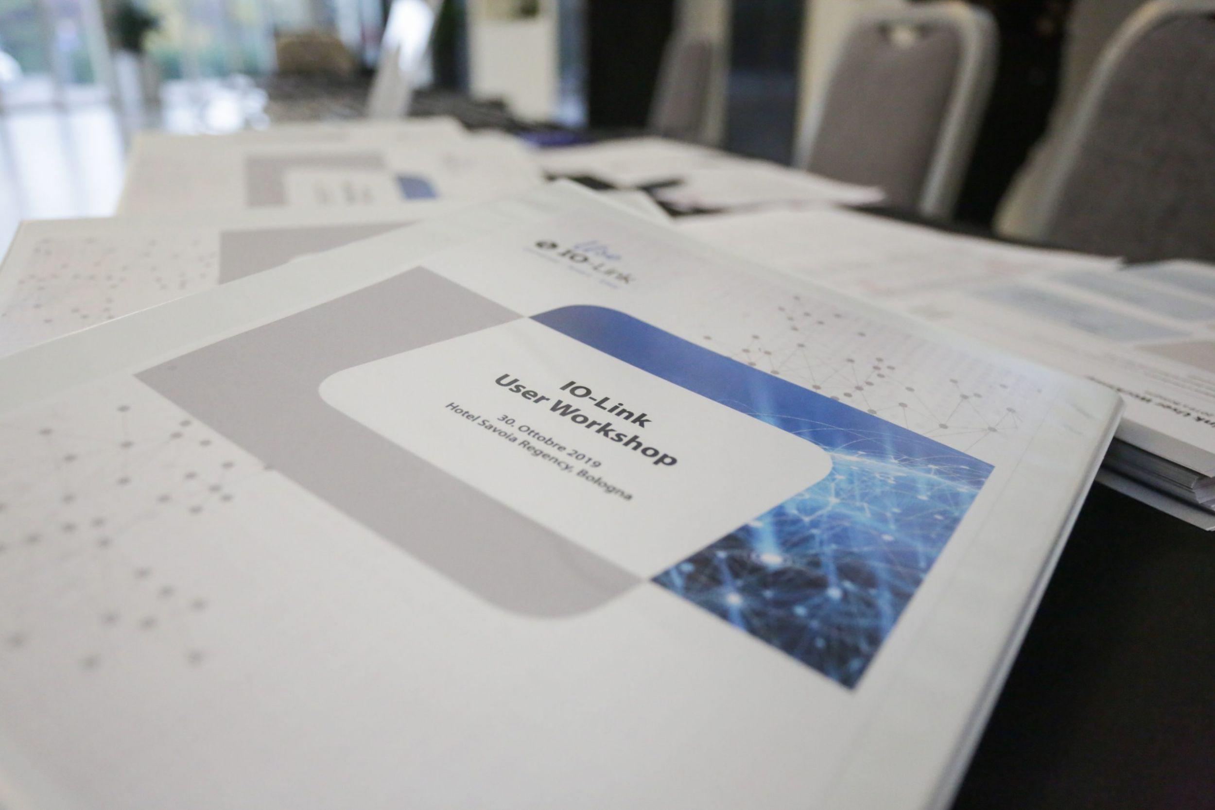 IO-Link-Anwender-Workshop in Friedrichshafen
