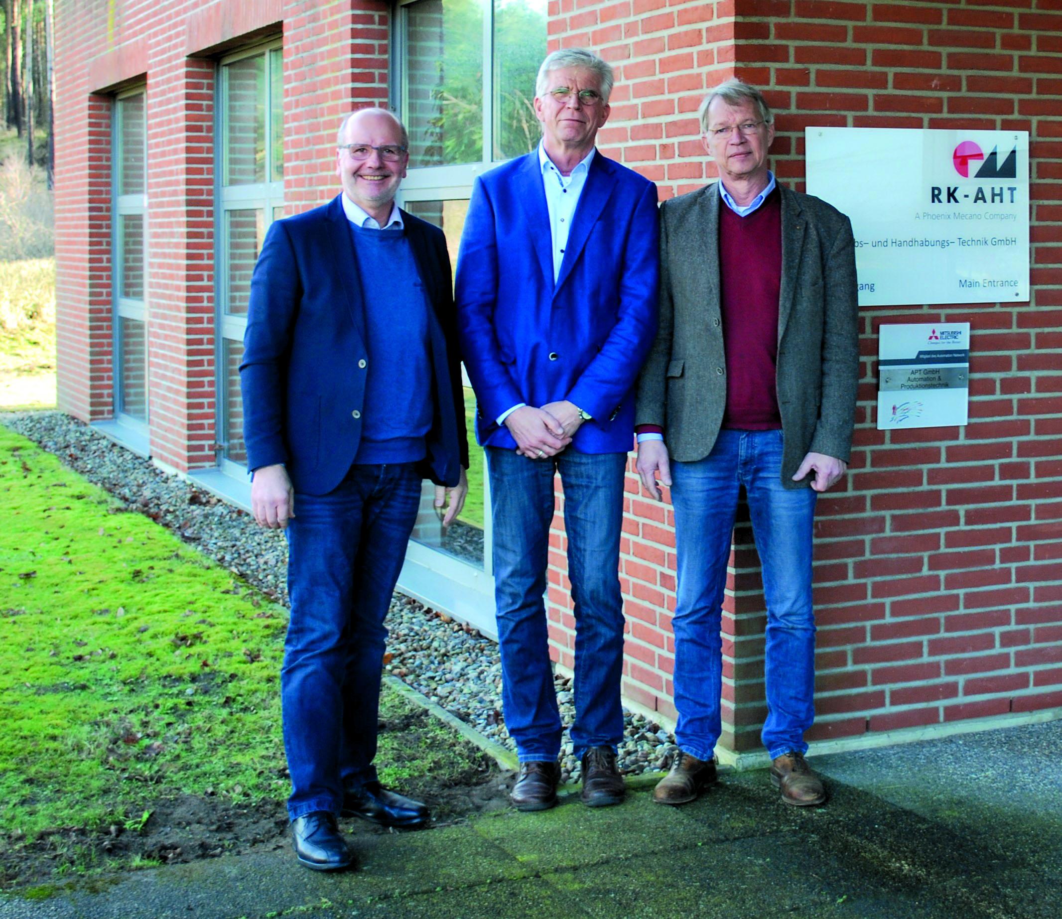 RK Rose+Krieger mit neuer Tochtergesellschaft