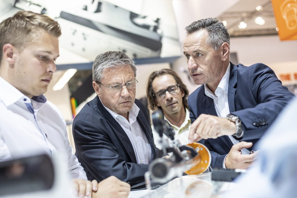 Zur AMB 2020 werden Aussteller und Besucher auch über Ressourcenschonung und die Nachhaltigkeit von Produkten diskutieren.