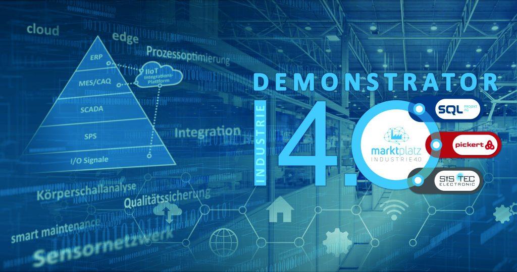 Innerhalb eines Gemeinschaftsprojekts des Marktplatz Industrie 4.0 entwickelten die Unternehmen SQL Projekt, Pickert & Partner und Sys Tec Electronic eine Industrie-4.0-Lösung als Retrofit für Bestandmaschinen.