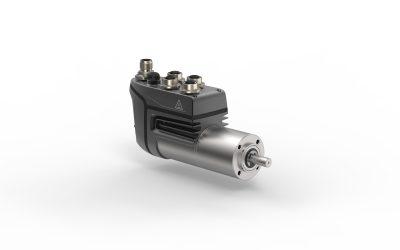 Neues Kleinservoantriebssystem für den Maschinenbau