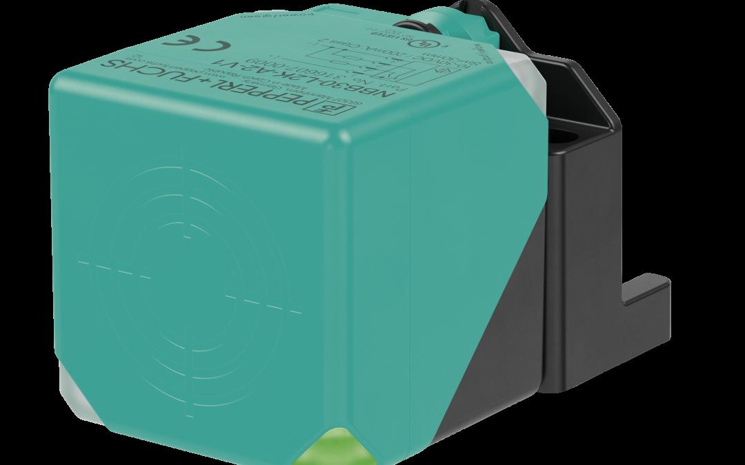 Induktiver Sensor mit hohem Schaltabstand