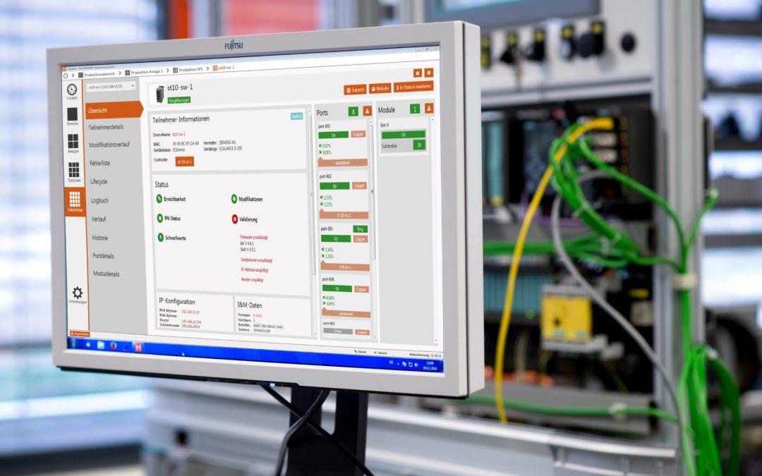 Vielseitiges Monitoring- und Frühwarnsystem