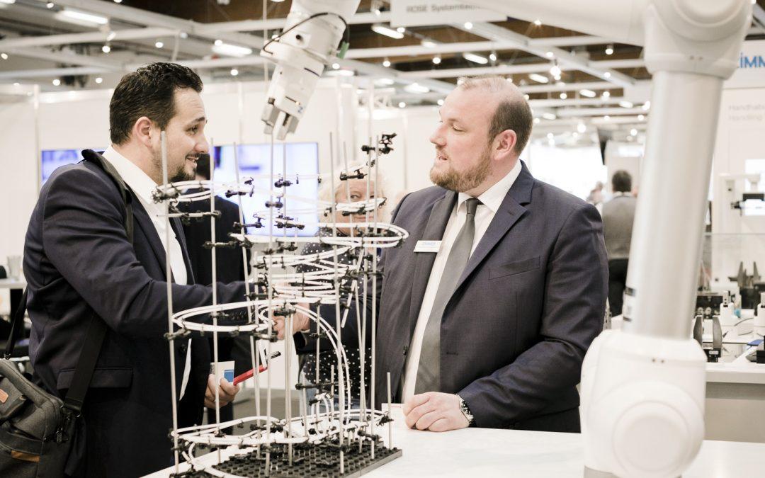 FMB-Zuliefermesse Maschinenbau
