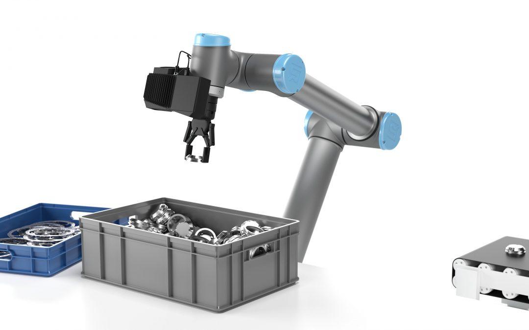 Innovative Bin-Picking-Lösung