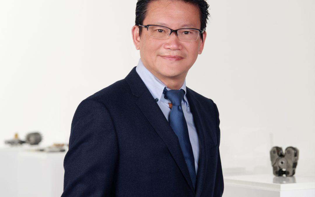 Leitung für die Region Asien-Pazifik übernommen