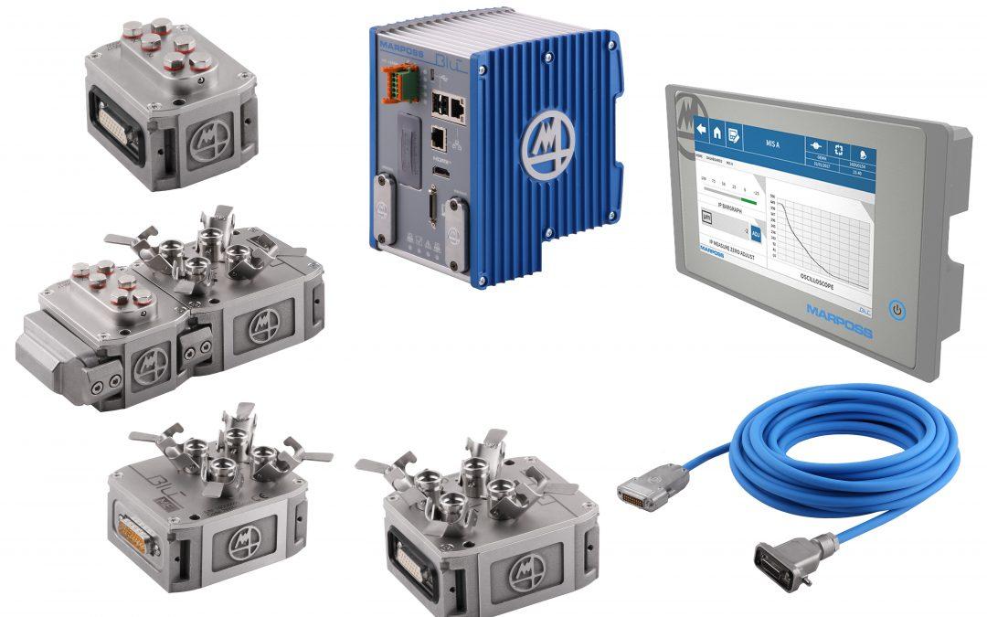 One cable control network für Werkzeugmaschinen