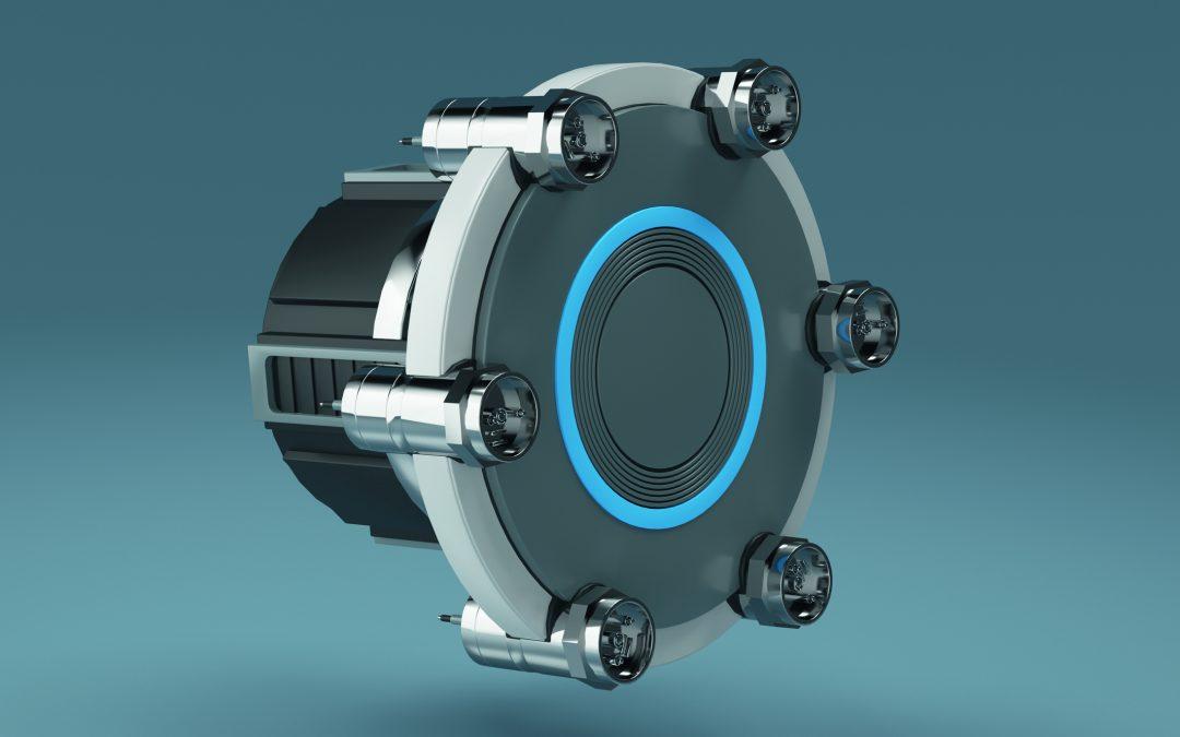Zykloidgetriebe für Werkzeugmaschinen