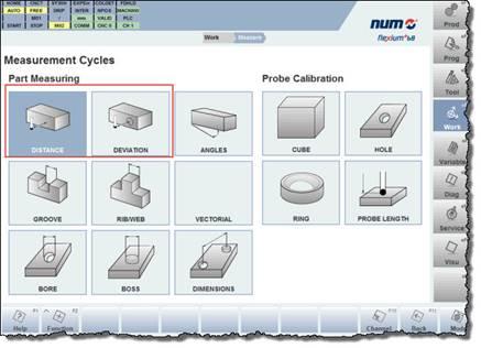 Messzyklen bei der CNC-Bearbeitung vereinfachen