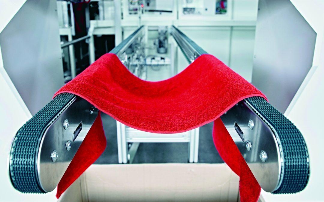 Flexible und kompakte Automatisierungslösung