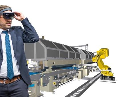 3D-Simulationssoftware für die virtuelle Inbetriebnahme