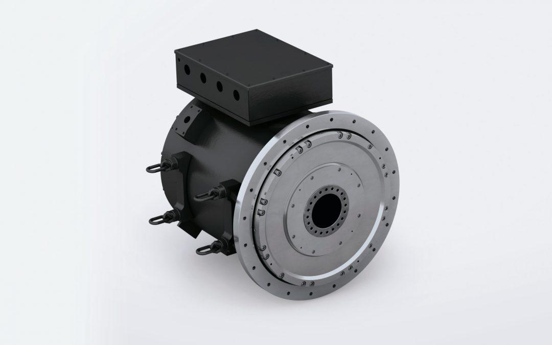 Torque-Motoren in Baugröße 560