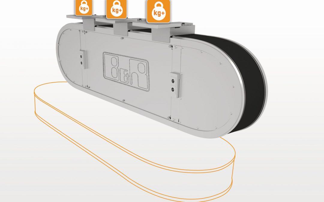 Neue Montagevariante für smartes Shuttle-System