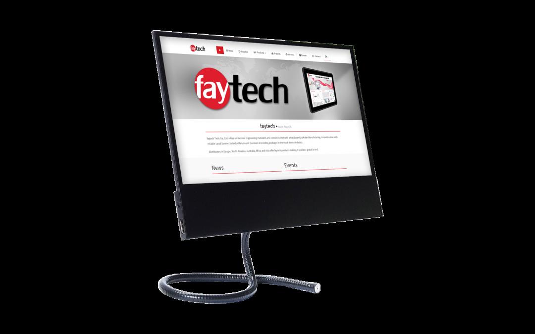 Erweitertes Touchscreen-Portfolio