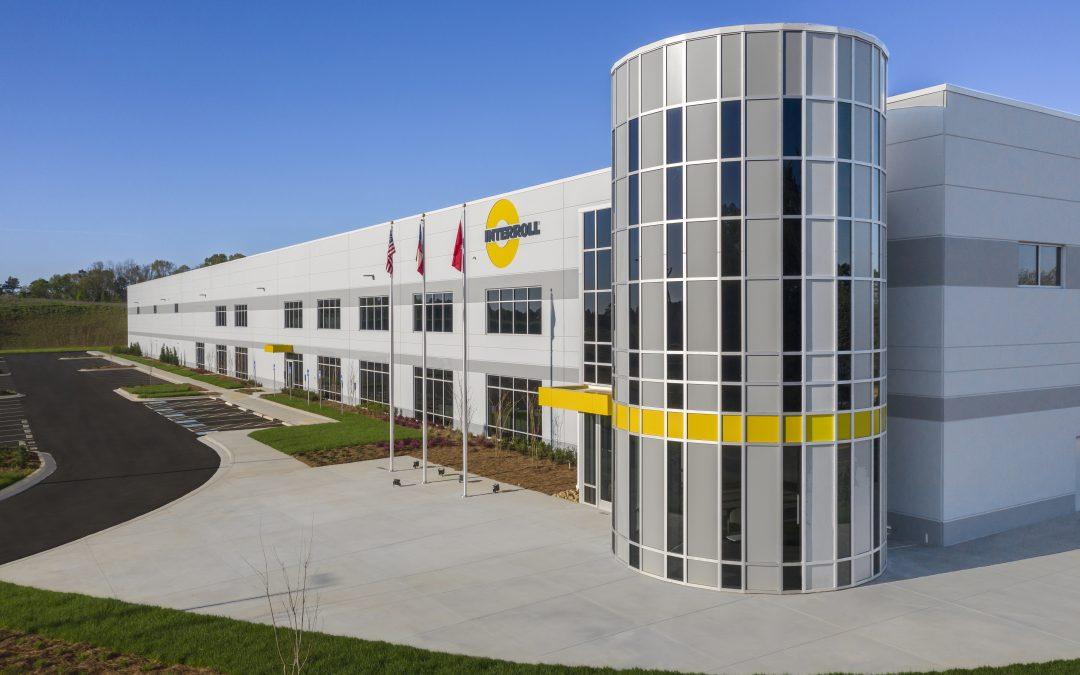 Zweites Interroll-Werk in Atlanta nimmt Betrieb auf