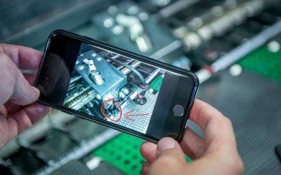 Koenig & Bauer bietet Remote-Video-Unterstützung per App