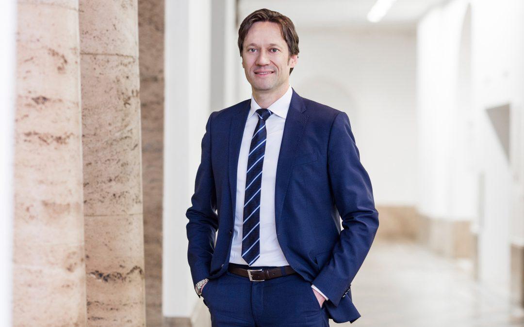 Alleiniger CEO bei Siemens Mobility
