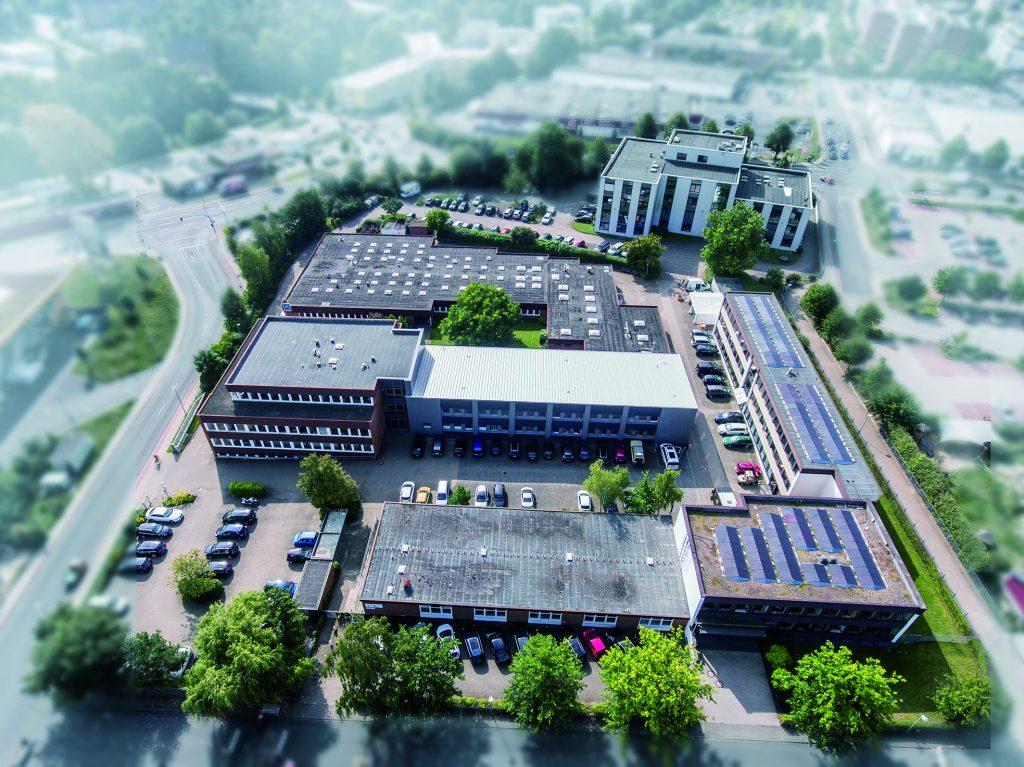 SIEB & MEYER baut eine neue Produktions-/Lagerhalle für die Drei-Level-Umrichter-Baureihe SD2M