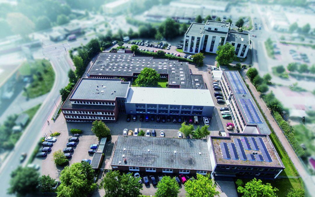 Sieb & Meyer baut neue Produktionshalle