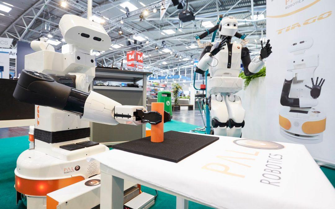 Roboter bieten Chancen für Covid19-Neustart