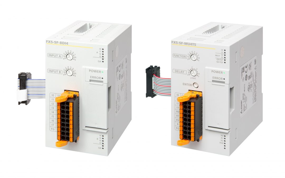 Sicherheitsmodule für Kompakt-SPS