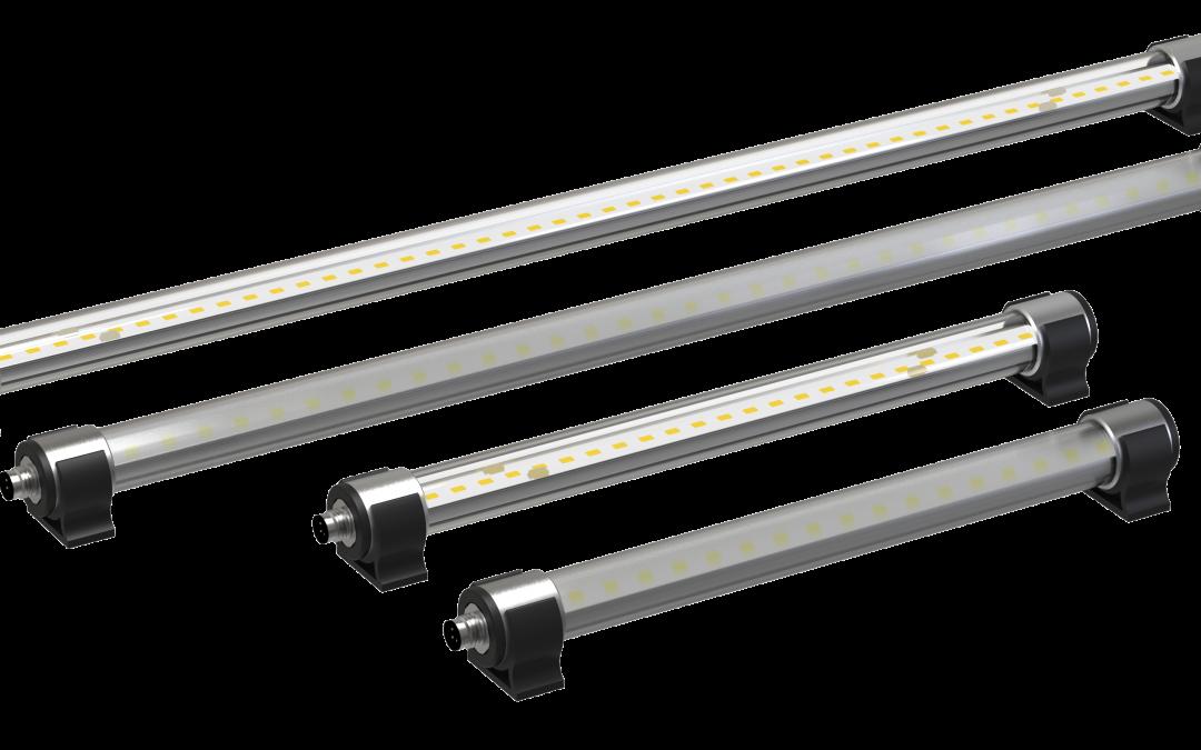LED-Leuchten für raue Maschinenumgebungen