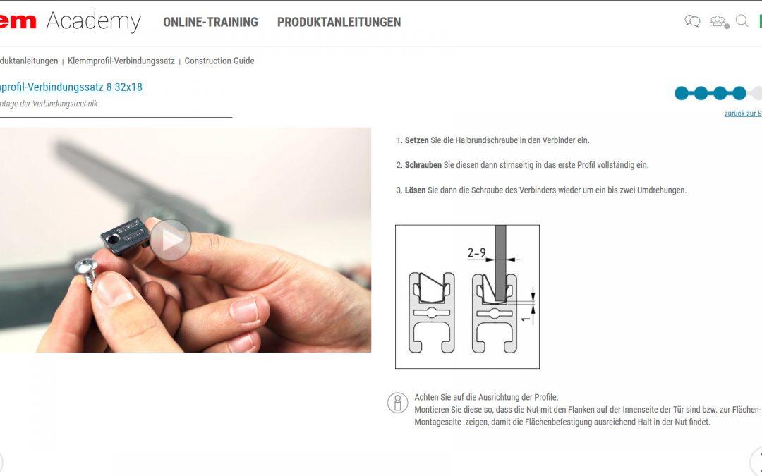 Digitale Lernplattform für praxisnahe Weiterbildung